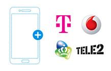 Smartphones met abonnement