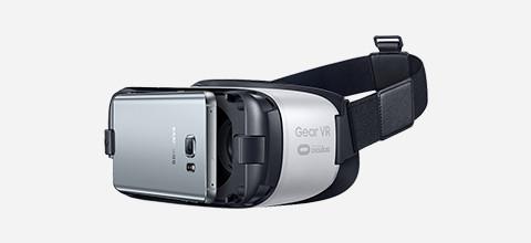 Een passieve VR bril