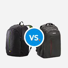 Case Logic vs samsonite