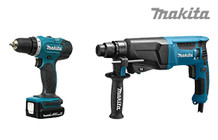 Makita boormachines