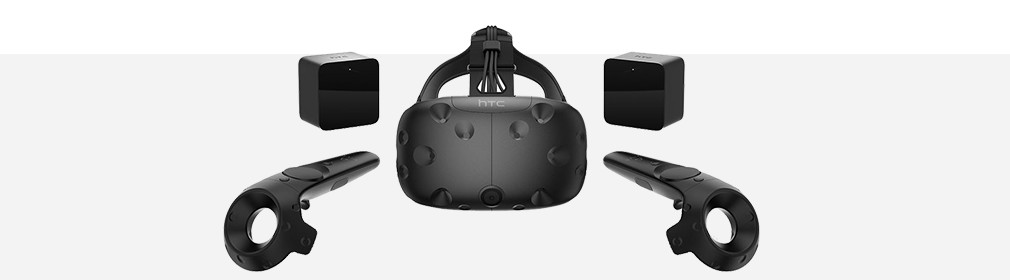 Gamen met de HTC Vive