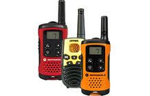 Speelgoed walkie talkies