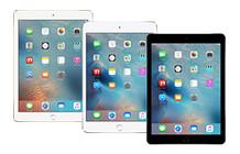 iOS tablets