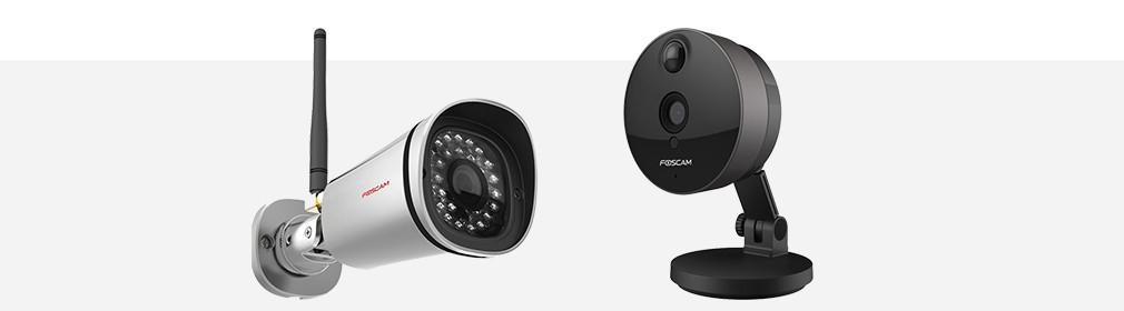 Hoe installeer ik een Foscam