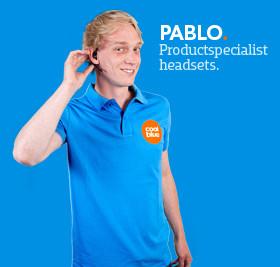 Product specialist bij Headsetshop.nl