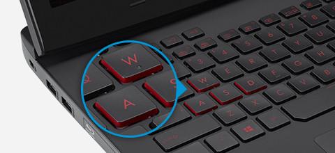 Asus ROG toetsenbord