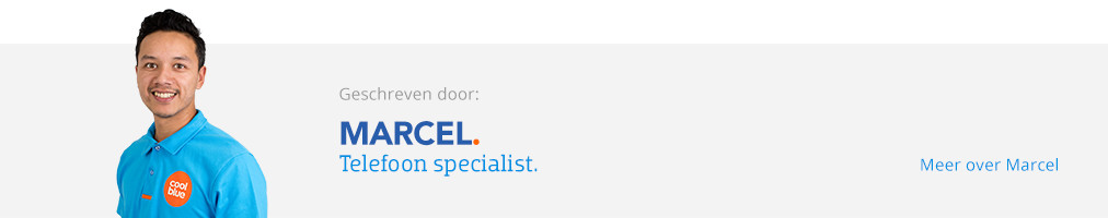 Telefoon specialist Marcel