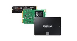 Samsung interne SSD schijven
