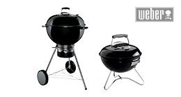 Weber Houtskool barbecues