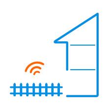 Wifi in de tuin