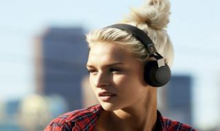 Draadloze Jabra hoofdtelefoons