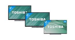 Toshiba televisies