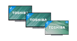 Toshiba televisions