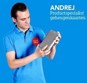 Product specialist bij Memoryshop.nl