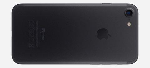 apple iphone 7 jet black vs iphone 7 mat zwart coolblue. Black Bedroom Furniture Sets. Home Design Ideas
