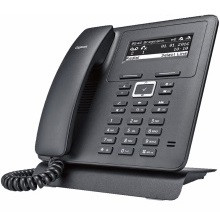 Zakelijke telefoon bakje