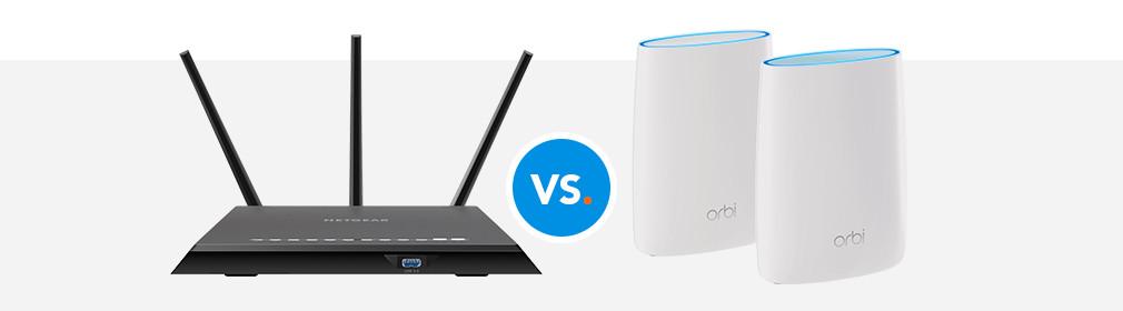router vs multiroom header