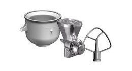 KitchenAid kitchen mixer accessories