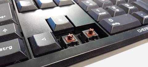 Mechanisch toetsenbord