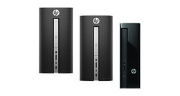 HP desktops