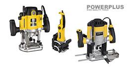Powerplus freesmachines