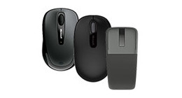 Microsoft mouses