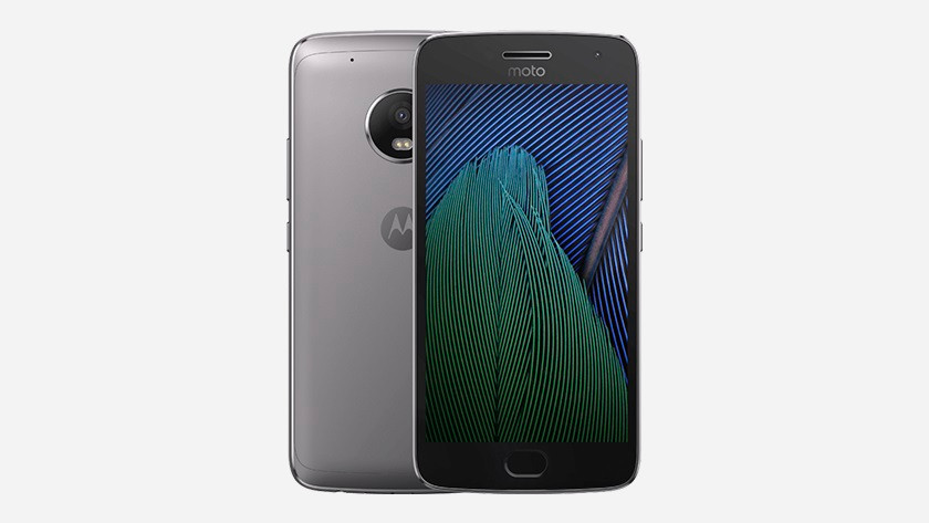 Scherm Motorola Moto G5 Plus