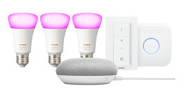 Smart lamp startpakketten