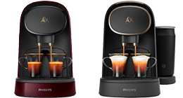 L'Or coffee machines