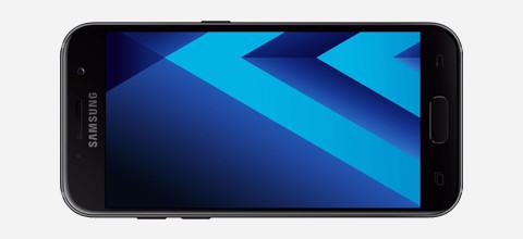 Scherm Samsung Galaxy A3 (2017)