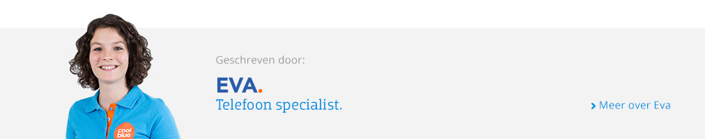 Telefoon specialist Eva