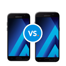 Vergelijk de Samsung Galaxy A3