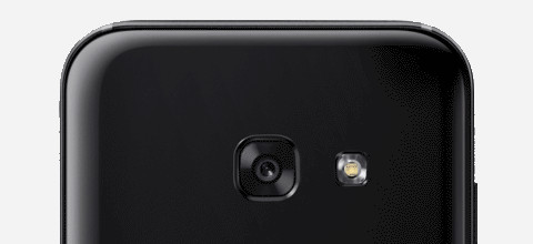 Camera Samsung Galaxy A3 (2017)