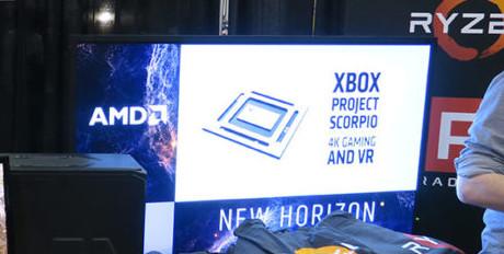 Scorpio AMD Ryzen