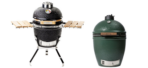 Alles over kamado barbecues