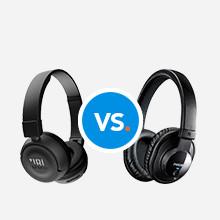 JBL T450BT vs Philips SHB7150