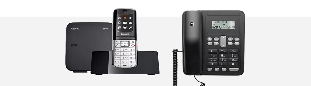 Header advies DECT telefoons