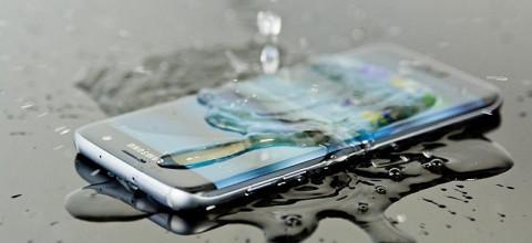 Smartphone waterdicht