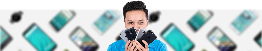 Header smartphone kiezen