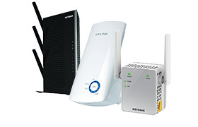 Wifi repeaters