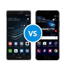 Bakje Huawei P9 vs P10
