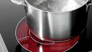 Keramische kookplaat