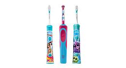 Elektrische tandenborstels voor kinderen