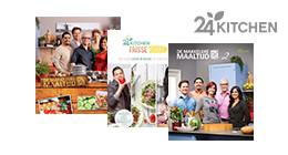 24Kitchen kookboeken