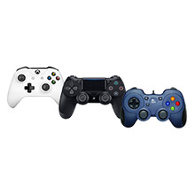 Consoleshop - controllers