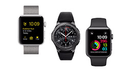 Smartwatches voor iOS