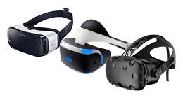 Virtual Reality brillen