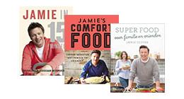 Jamie Oliver kookboeken