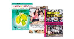 Aziatische kookboeken