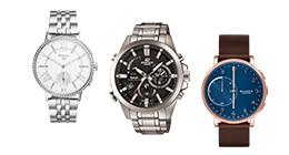 Hybridge horloges